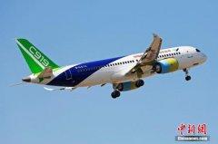 C919大飞机预计2021年交付首家用户 人机高度融合